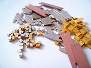 Copper Tungsten Heat Sinks