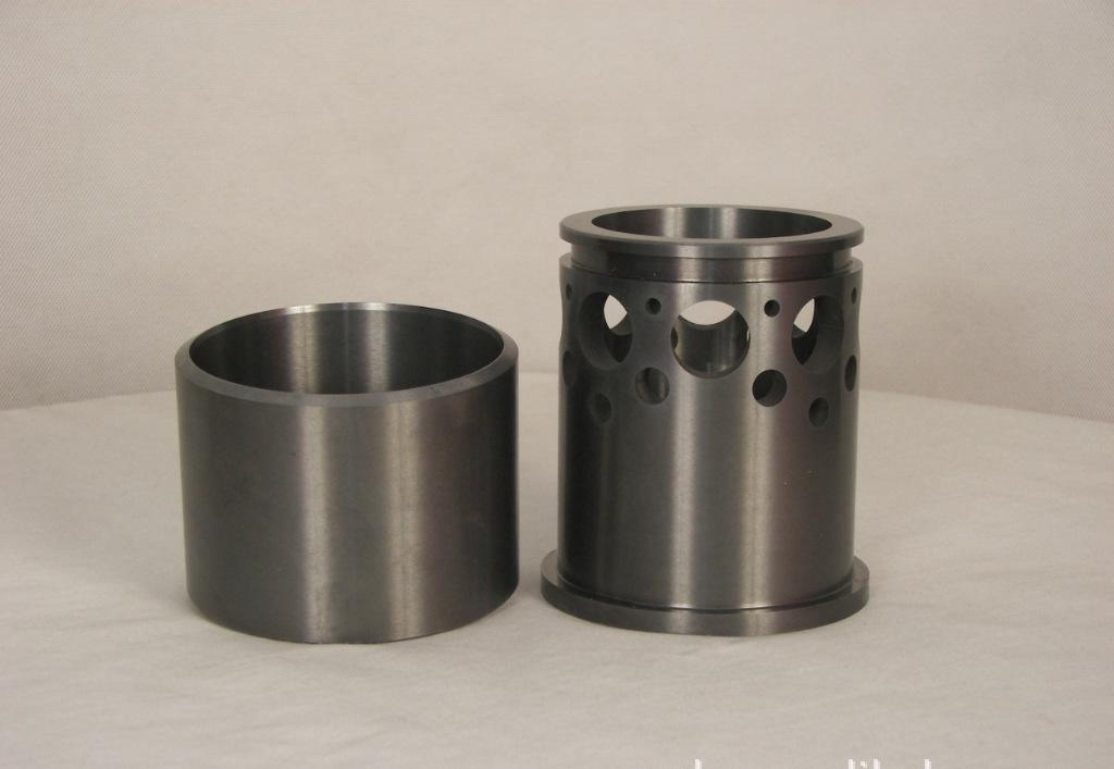 Preparation of High Performance Cemented Carbide by Microwave Sintering