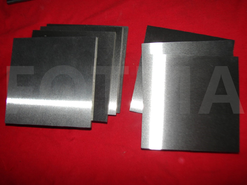 Tungsten Heavy Alloy Plate