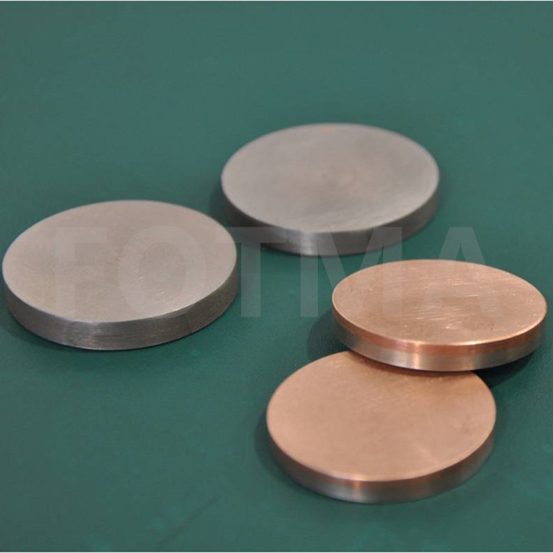 Tungsten Copper for Low Voltage Electrical Contacts
