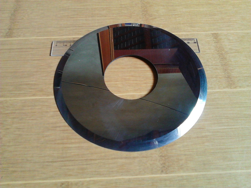 Cemented Carbide Cutting Blade