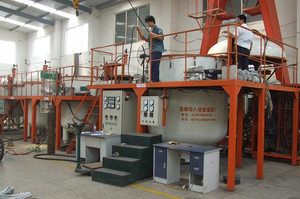 Intermediate Frequency Induction Furnace