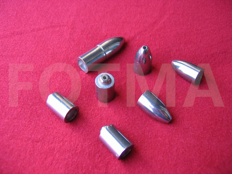 Tungsten Alloy Fishing Weights