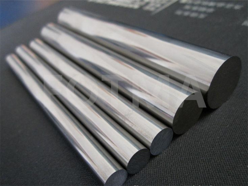 Tungsten Alloy Swaging Rod Process