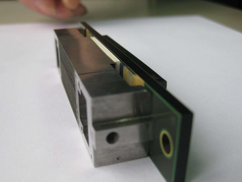 Tungsten Alloy Front Collimator for CT Machine