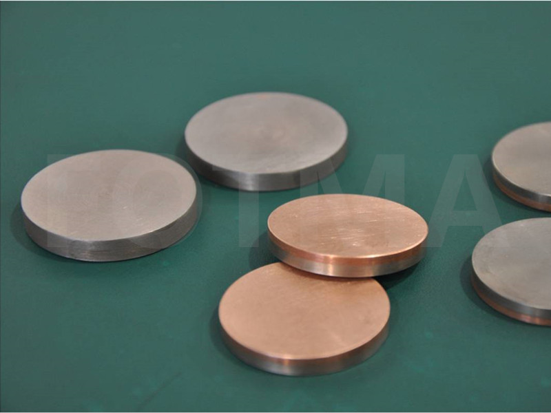 Copper Tungsten Electrical Contact
