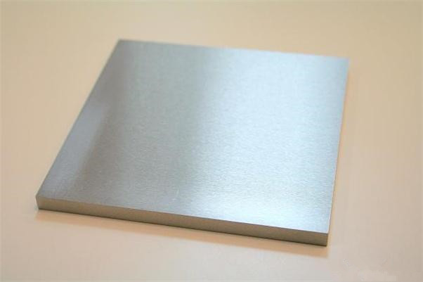 Preparation of TZM Alloy Plate by Powder Metallurgy