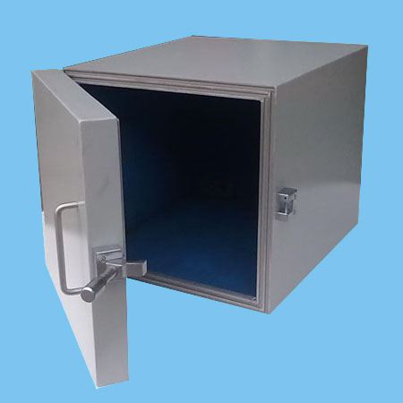 Medical Tungsten Alloy Radiation Protection Box