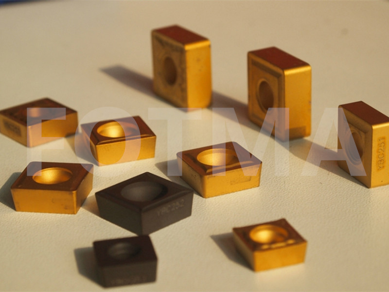 Carbide Inserts, Drilling Tolerances and Machine Stability