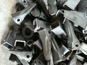 Casting Bucket Teeth