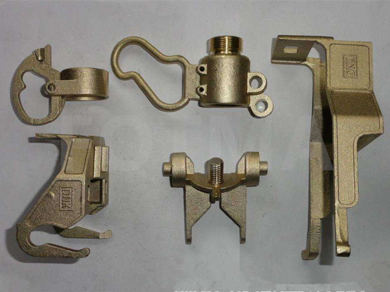 Casting Machinery Parts Machine Parts