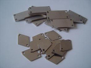 Tungsten Copper Heat Sinks