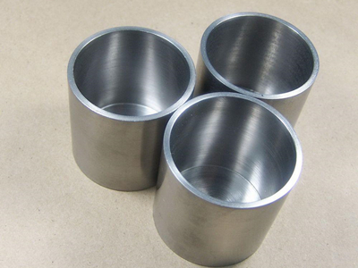 tungsten crucibles for saphire